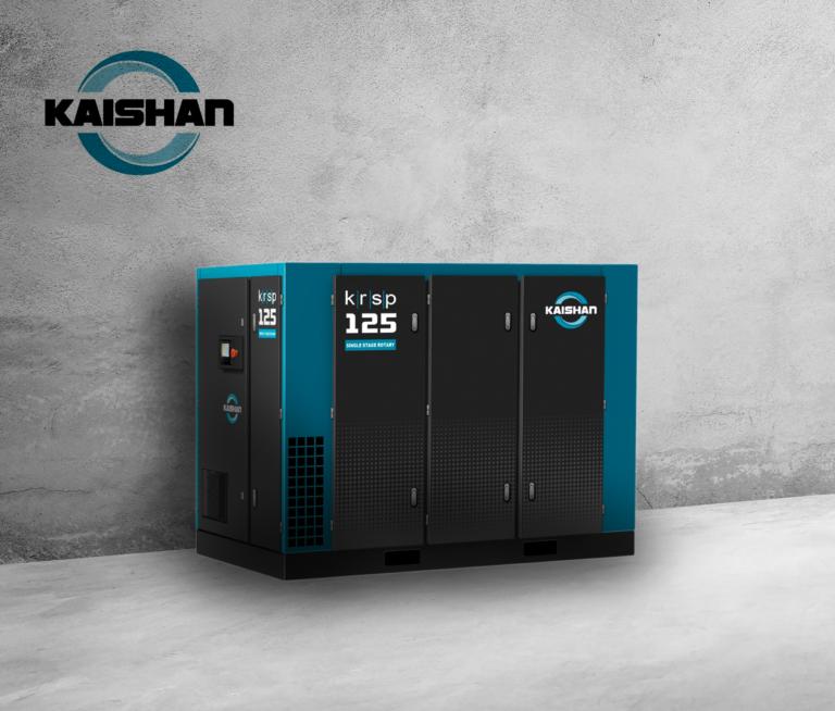 kaishan rotary screw air compressor